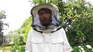 Обзор пчеловодного костюма. Часть 2
