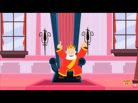 Viejo Rey Cole | Rimas infantiles | Canción para niños | Rhymes For Kids | Kids Song | Old King Cole