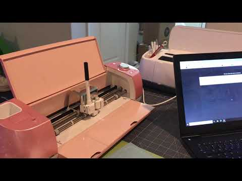 Unboxing and Setting Up Cricut Explore Air 2 and A Review of Design Space