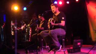 Frank Turner - The Way I Tend To Be - Chicago, IL WXRT Studio X - October 29 2013