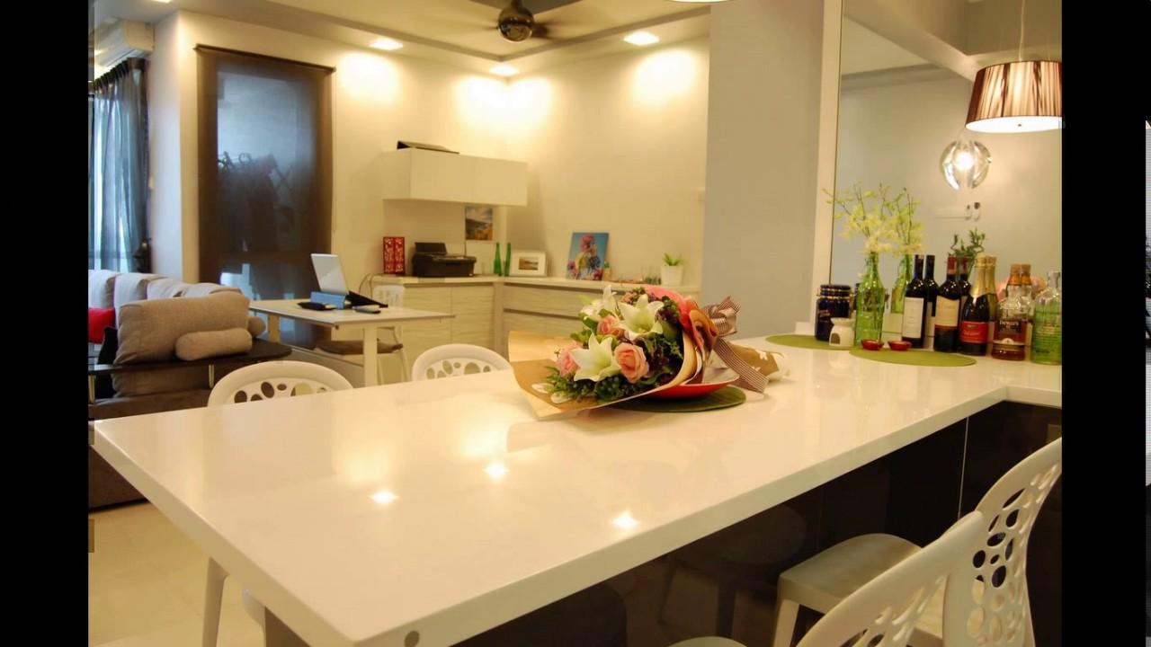 Modern Dry Kitchen Design