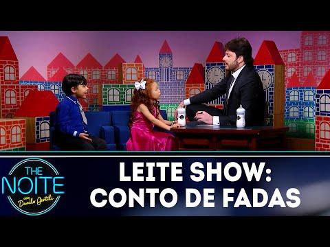 Leite Show: Conto de Fadas  The Noite 061218