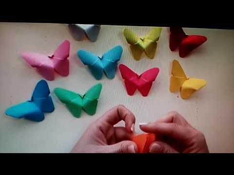 Handmade Butterfly Design, Live Work Creativity