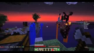 Minecraft мини игры война на островах