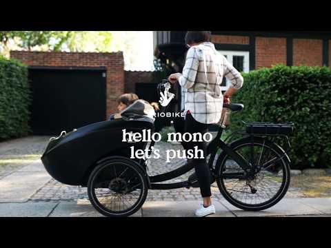 Triobike Mid Drive - Hello Mono, Let's Push
