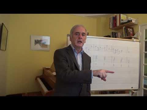 Analyse - 2.3 - Bach - Fugue en fa# mineur - BWV883 - 3ème élément