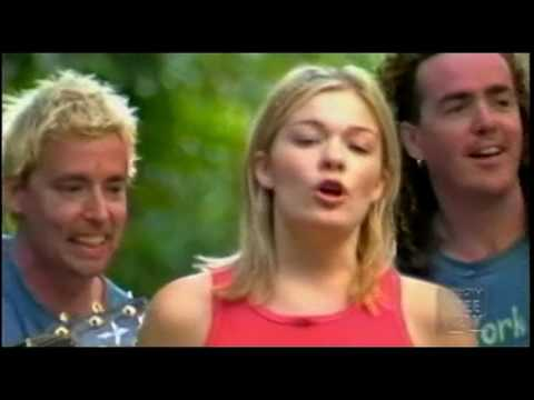 LeAnn Rimes in the Yucatan - Music in High Places (HD Audio)