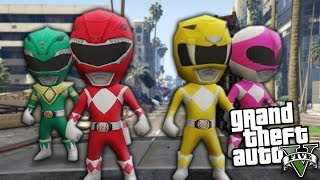 Video GTA 5 Mods - KID POWER RANGERS MOD w/ CRAZY SUPER POWERS (GTA 5 PC Mods Gameplay) download MP3, 3GP, MP4, WEBM, AVI, FLV Oktober 2018