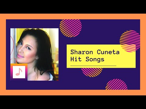 SHARON CUNETA HIT SONGS - NONSTOP