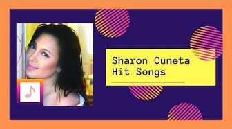 SHARON CUNETA HIT SONGS - NONSTOP