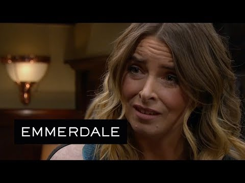 Emmerdale - Charity Tells Ryan Off for Treating Dawn Like a Prostitute
