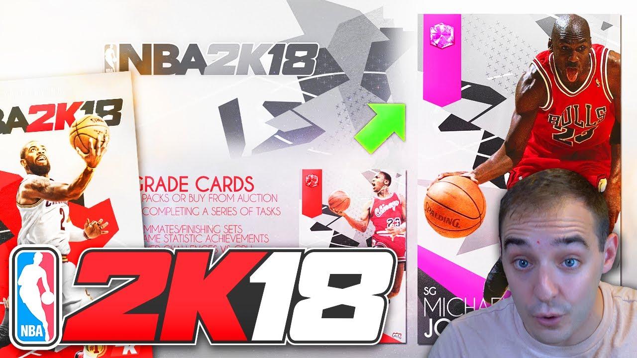 nba 2k18 how to choose upgrade
