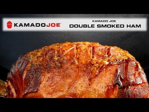 Kamado Joe Double Smoked Ham
