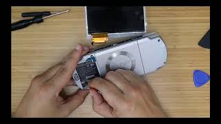 SG eBay Pickups - PSP 2001 - Battery and Battery Cover
