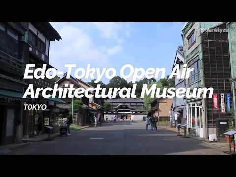 Edo-Tokyo Open Air Architectural Museum, Tokyo | Japan Travel Guide