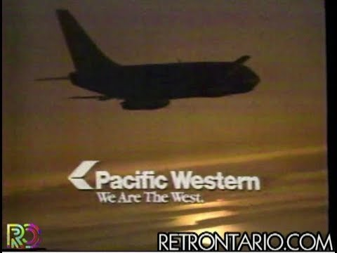 Pacific Western Airlines (1985)