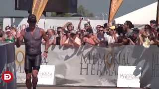 Lance Armstrong Race Footage, 2012 Ironman 70.3 Texas http://www.en...