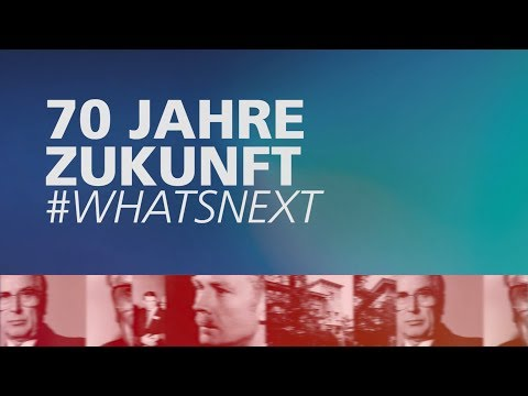 1949 Bis 2019: Die Fraunhofer-Erfolgsgeschichte