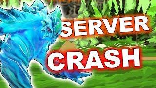 Dota 2 Tricks: 7.07c NEW Server Crash!