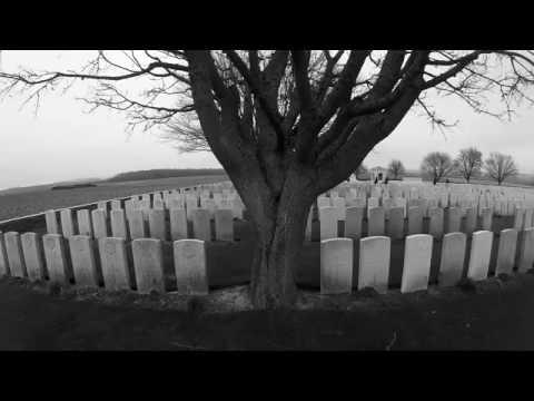 Regina Trench Cemetery, Grandcourt.