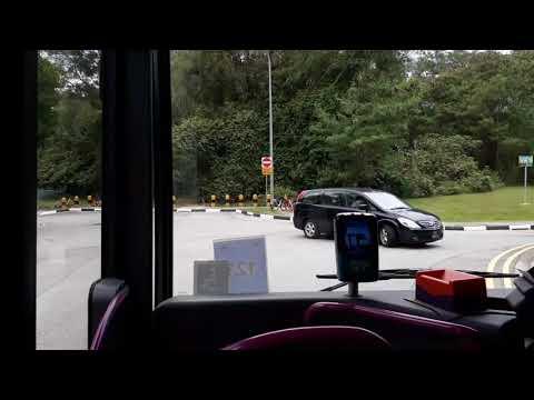 Go-Ahead Singapore Hyperlapses - Feeder 354