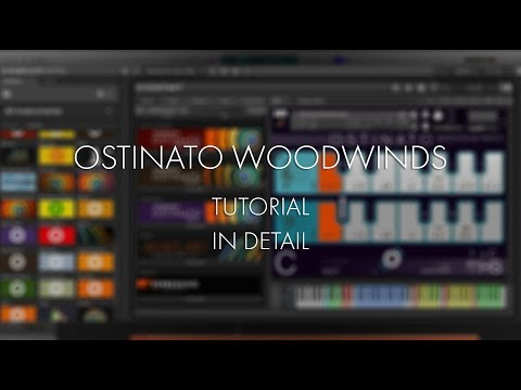 Ostinato Woodwinds Tutorial - In Detail