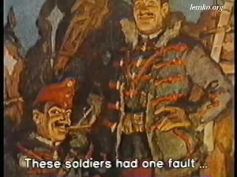 Lemko-Rusyns in Slovakia. Ladomírske morytáty a legendy, a documentary (1998)