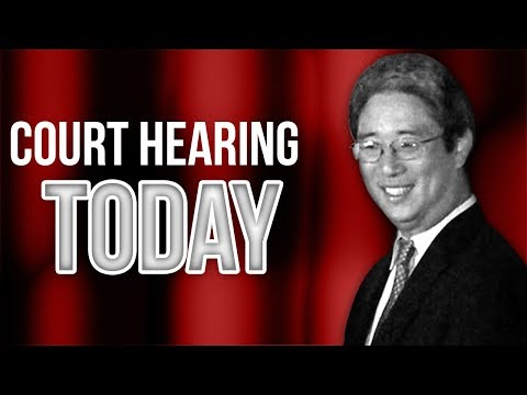 HAPPENING TODAY: FEDERAL COURT ORDERS HEARING ON DOCUMENTS TYING BRUCE OHR TO FUSION GPS