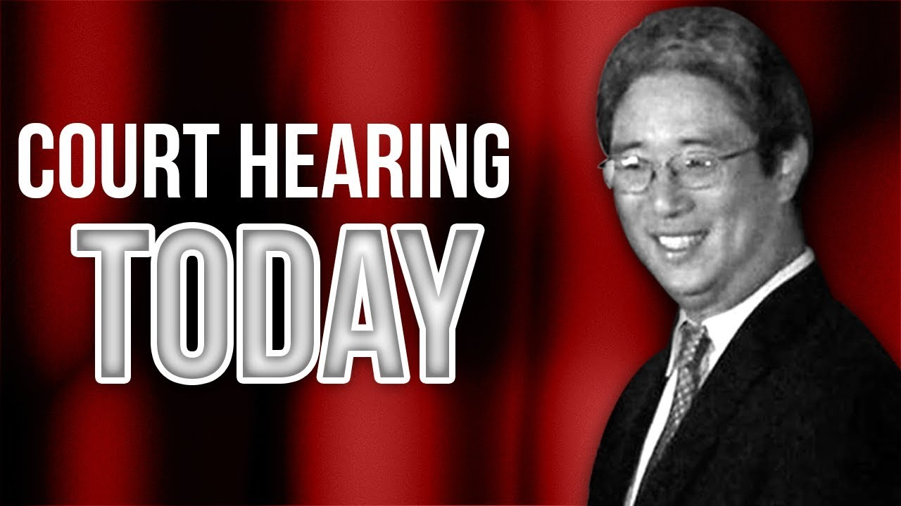 Judicial Watch HAPPENING TODAY: FEDERAL COURT ORDERS HEARING ON DOCUMENTS TYING BRUCE OHR TO FUSION