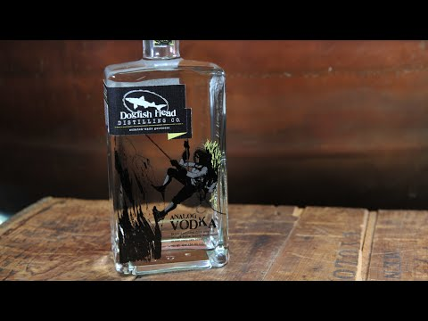 Quick Sip Clips With Dogfish Head: Analog Vodka