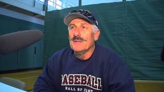 2013 Hall of Fame Classic-Baseball With Matt Nadel