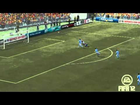 Galatasaray 5 - 0 Napoli.flv