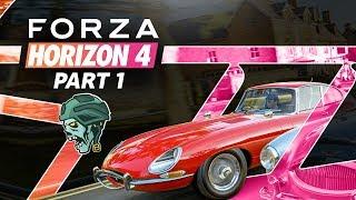 "Forza Horizon 4 PC Gameplay Walkthrough - Part 1 - ""Just Believe in Me"" (Let"