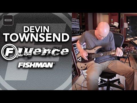 Devin Townsend Signature Series Play Through - Fishman Fluence