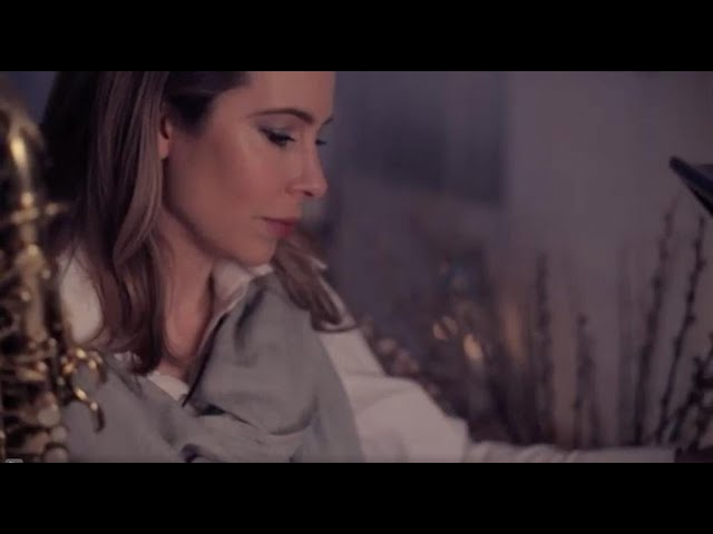 """Amy Dickson - Simon Mulligan: """"Leopard's Lullaby"""" Official Music Video"""