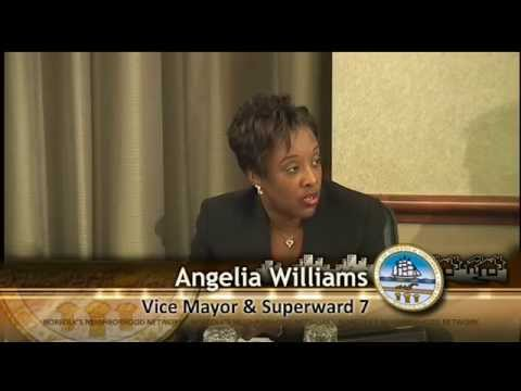 Work 03/24/15 Session - Norfolk City Council