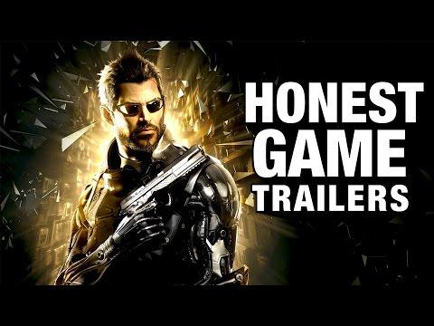 DEUS EX (Honest Game Trailers)