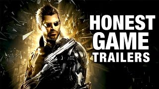 DEUS EX (Honest Game Trailers)