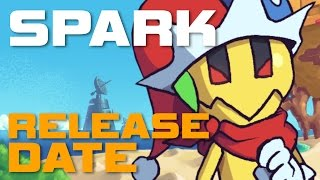 Spark The Electric Jester - Release Date Trailer.