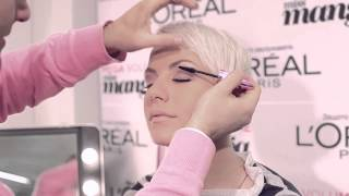 Make Up Tutorial   L'Oreal Paris   Miss Manga Thumbnail