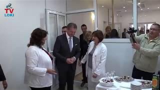 Opća bolnica Gospić otvorila Centralni prijem 25.10.2017.