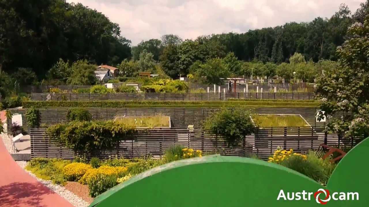Die garten tulln austrocam nieder sterreich youtube for Garten pool tulln