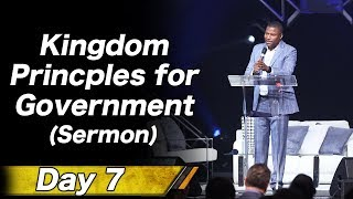 Gregory Toussaint I 7 Nights of Dominion I Dominion in Government | The Word
