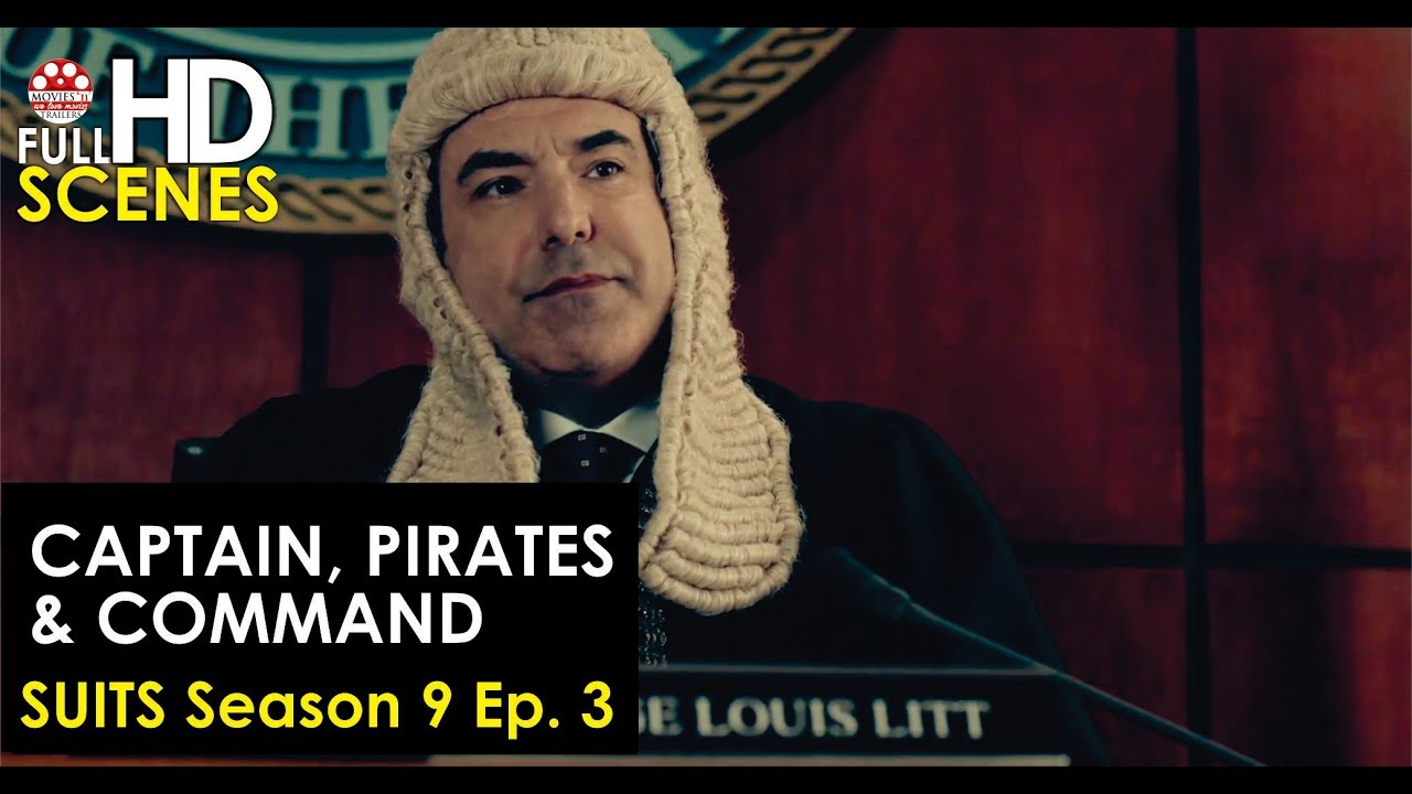 Download Suits Season 9 Ep. 3: Captain, Pirates & Command FULL HD