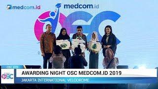 Download Awarding Night OSC Medcom.id 2019