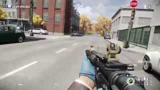 [NO COMMENTARY] PAYDAY 2 PS4 Bank Heist Solo Stealth Death Wish CRIMEWAVE EDITION