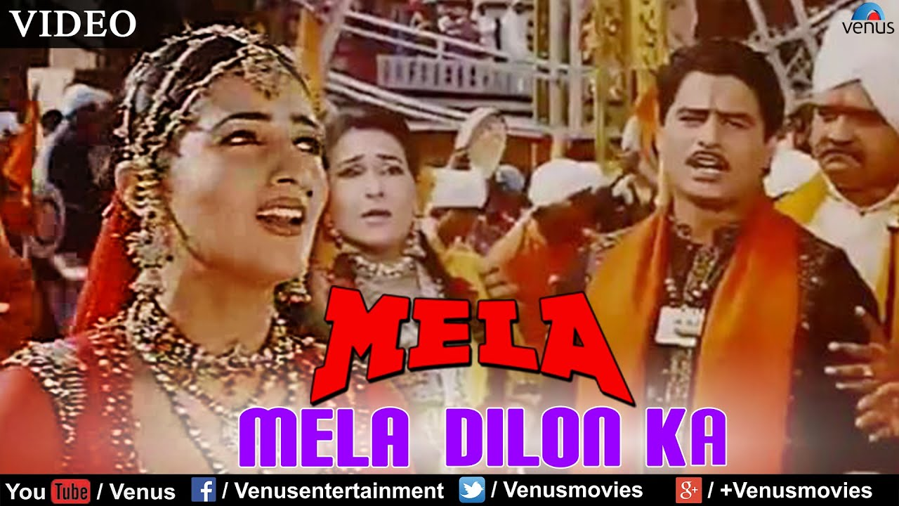Mela Dilon Ka Celebration Full Video Song Mela Twinkle Khanna