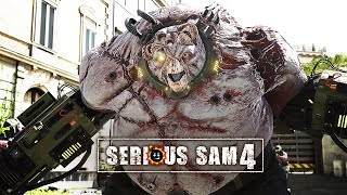 Serious Sam 4 - Official 4K Story Trailer