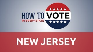 How to Vote in New Jersey in 2018