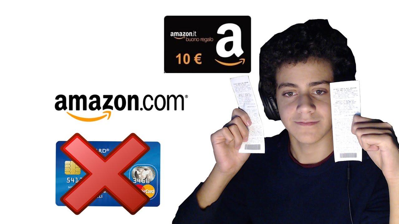 Associare Carta Su Amazon